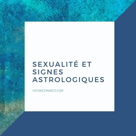 Sexualité et signes Astrologiques