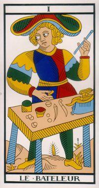 le bateleur signification de la carte de tarot
