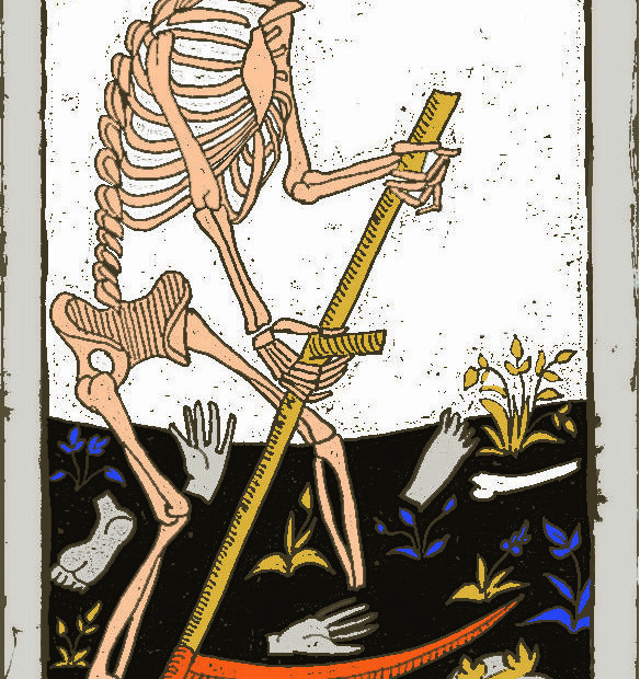 signification la mort tarot